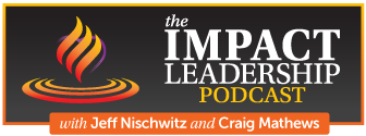 Impact Leadership Podcast Logo