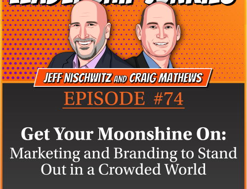Episode 74 – Lesley Jean Almonte | Get Your Moonshine On: Marketing and Branding to Stand Out in a Crowded World