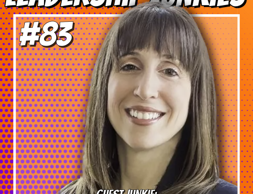 Episode 83 – Deana Labriola | Courageous Leadership: What It Takes to Step Up, Speak Up and Drive Change in Business