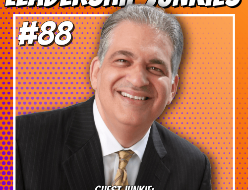 Episode 88 – Bob Burg | Embracing the Go-Giver Life: Building Relationships That Matter By Focusing on Value for Others