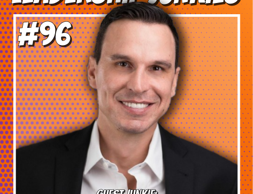 Episode 96 – Jon Tsourakis | The Climb: Living and Leading for Peak Performance with Your Business, Your Team, and Your Life