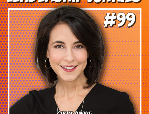 Episode 99 – Sara Canaday   Unchained Leadership: What It Takes to Improve Your Leadership and Influence