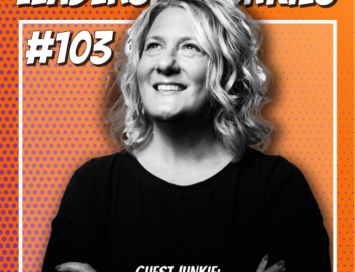Episode 103 – Nicole Bianchi | Small Brave Moves: Life-Changing Leadership From Little Acts of Bravery