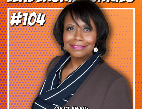Episode 104 – Denise Cooper   Remarkable Leadership Lessons: Moving From Strategy to Execution