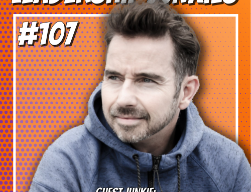 Episode 107 – Gav Gillibrand | No Excuses Weight Loss: Simple Steps for Exercise, Weight Loss and a Healthier Life