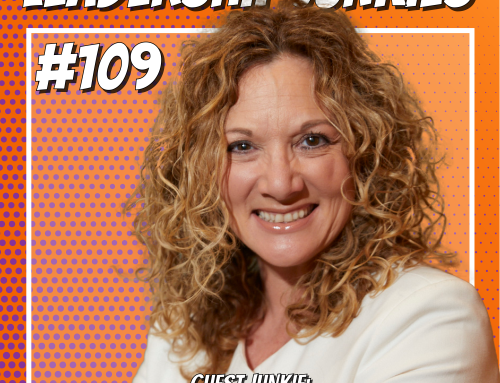 Episode 109 – Kristine Glein | Tapping Into Your Soul Intelligence: Tools for You to Enhance Your Leadership, Engagement and Impact