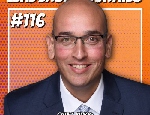 Episode 116 – Ian Adair | Stronger Than Stigma: Leading at the Intersection of Business and Mental Health