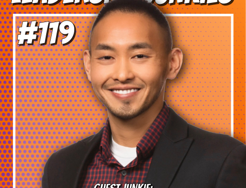 Episode 119 – Khong Xiong | Walking the Talk: Strategies for Building a Diverse and People First Culture