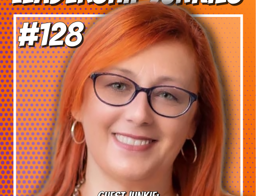 Episode 128 – Andrea Newton | Seven Significant Conversation: Empowering Your Leadership Through Crucial Conversations