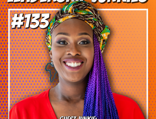 Episode 133 – Vivian Acquah | AMPLIFY Your Inclusive Leadership: Tools for Nurturing a Culture of Diversity, Equity and Inclusion