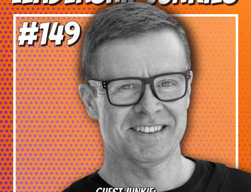 Episode 149 – Colin Hunter | Be More Wrong: The Power of Failure in Growing Your Leadership and Impact
