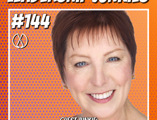 Episode 144 – Jacqueline Wales | The Fearless Factor: Moving Past Your Fears to Amplify Your Leadership