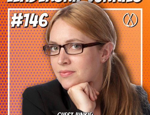 Episode 146 – Kate Bradley Chernis | Bringing More Magic Into Your Business and Leadership