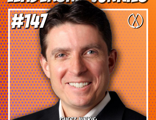 Episode 147 – Carl Gould | Blueprint for Business Growth: Strategies to Grow Yourself and Your Business