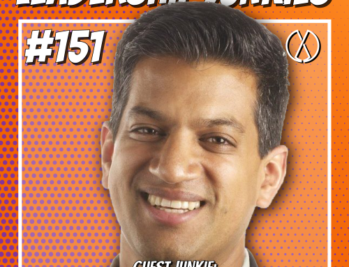 Episode 151 – Vinay Raman | Invitational Leadership: Tools to Enhance Your Leadership and Performance